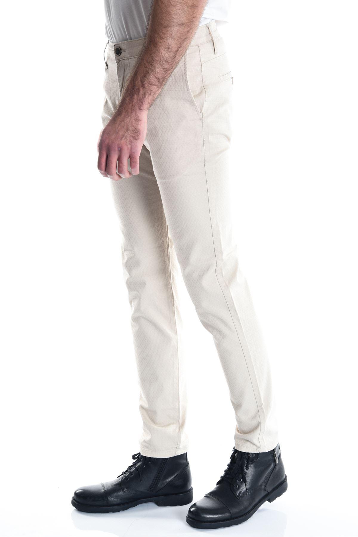 Taş Slimfit Erkek Chino Pantolon