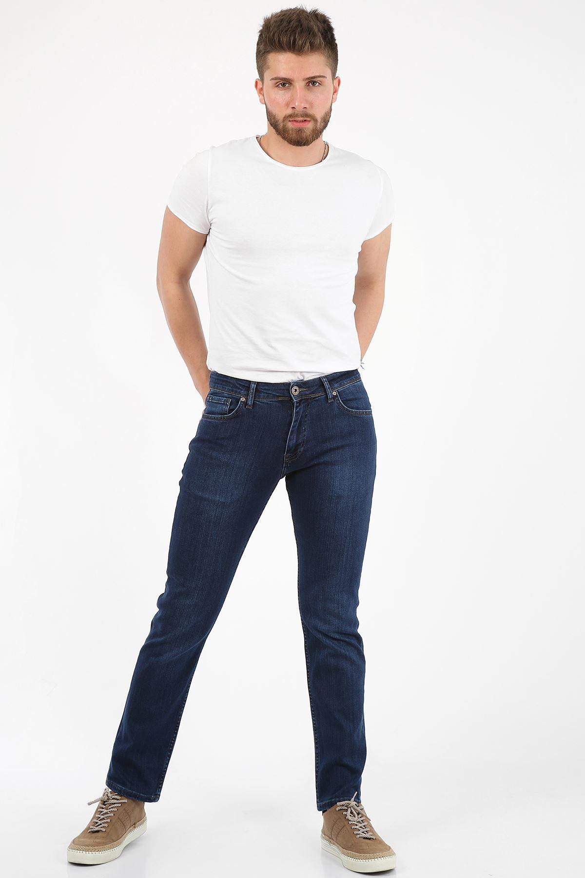 Mavi Regular Fit Fermuarlı Erkek Jeans Pantolon-FARADAY